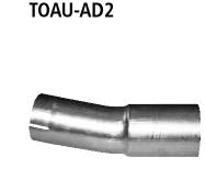 Adapter. Producents produkt nr.: TOAU-AD2